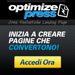 Videocorso OptimizePress Banner 250x250